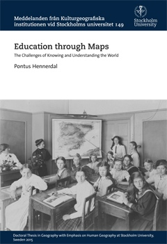 Doctoral dissertation on education